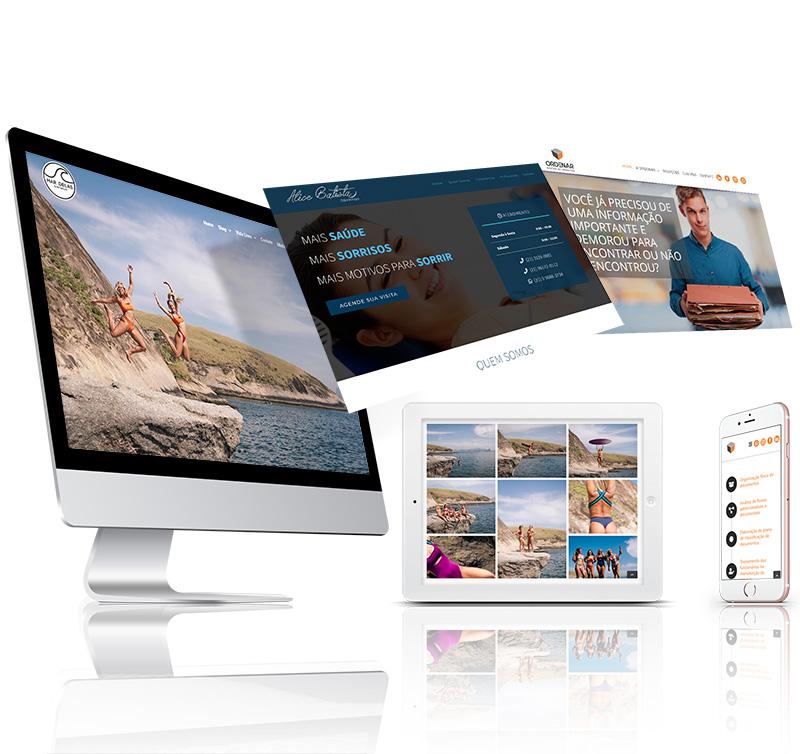 desenvolvimento de sites que convertem em wordpress