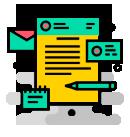 Layout personalizado para seu site
